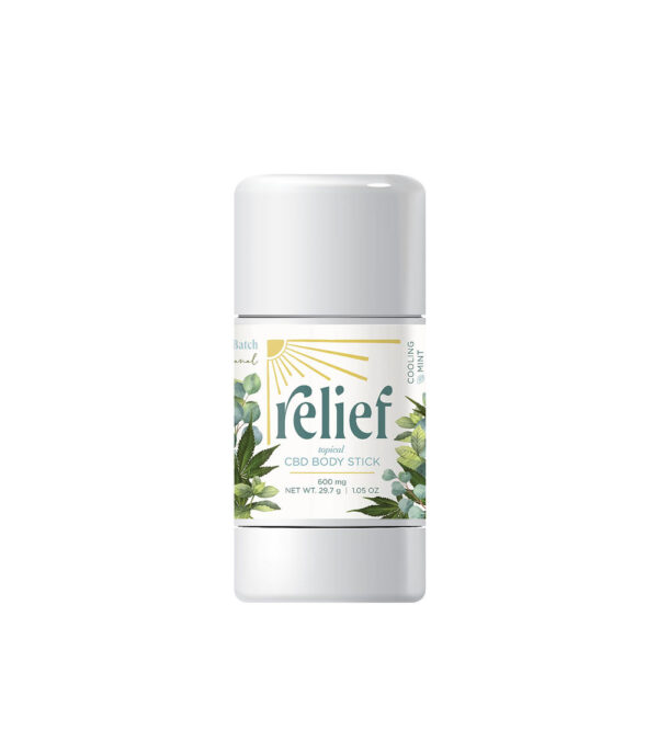 Relief 600mg CBD Body Stick