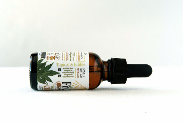 Natural 1200mg CBD Tincture
