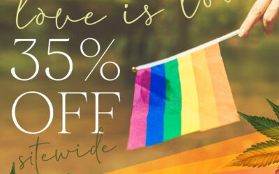 Love Is Love 35% OFF SITE-WIDE!