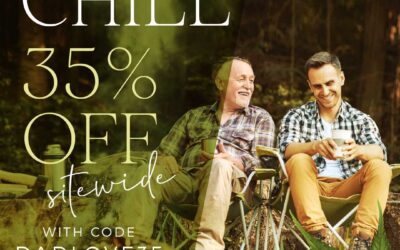 Chill Vibes for Dad 35% OFF SITE-WIDE!